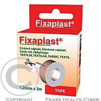 ALFA VITA Náplast Fixaplast cívka 1.25 cm x 2 m