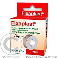 ALFA VITA Náplast Fixaplast cívka 2.5 cm x 2 m