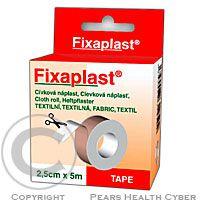 ALFA VITA Náplast Fixaplast cívka 2.5 cm x 5 m