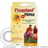 BEAUFOUR IPSEN INDUSTRIE, DREUX NAPLAST Fixaplast INSECT 40ks