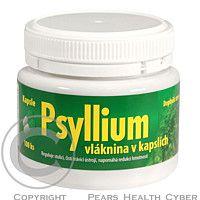 ASP CZECH Psyllium kapsle 100 ks