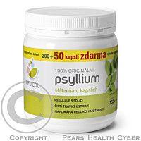 ASP CZECH Psyllium Medicol kapsle 250 ks