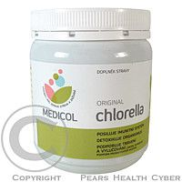 ASP CZECH Chlorella Original MEDICOL tbl.750