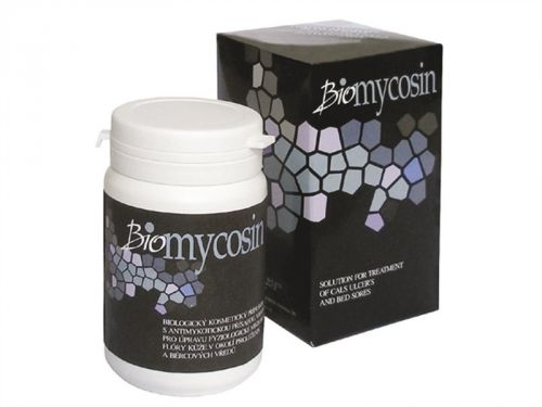 BIOPREPARÁTY Biomycosin 10g přípravek s antimykot.přísadou