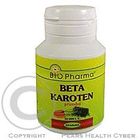 ARCHON VITAMIN CORPORATION Beta Karoten 10 000 I.U.tob.30 Bio-Pharma