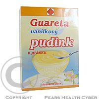 DR.STANĚK Guareta vanilkový pudink v prášku 3x35g