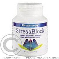 BRAINWAY Brainway StressBlock cps.60