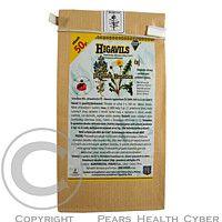 AGROFORESTAL PEBANI Čaj Higavils (Infusión hepática) 50 g