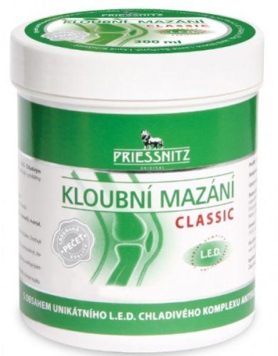 SIMPLY YOU, a.s. Priessnitz Kloubní mazání Classic 300ml