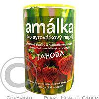 AROMATIS, Amálka BIO syrovátkový nápoj 500 g jahoda