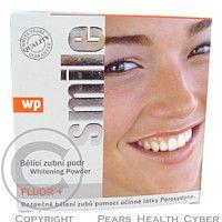 MR BUSINESS WP SMILE Fluor 30 g bělící zubní pudr