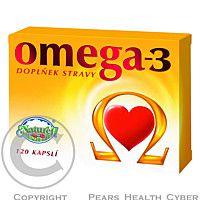 NATURELL AB Omega-3 cps.120