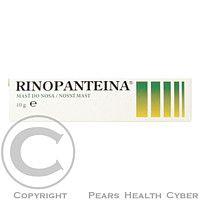 Akacia Group Rinopanteina nosní mast 10g