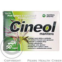 Manitera-pharma Cineol manitera 100mg cps.50