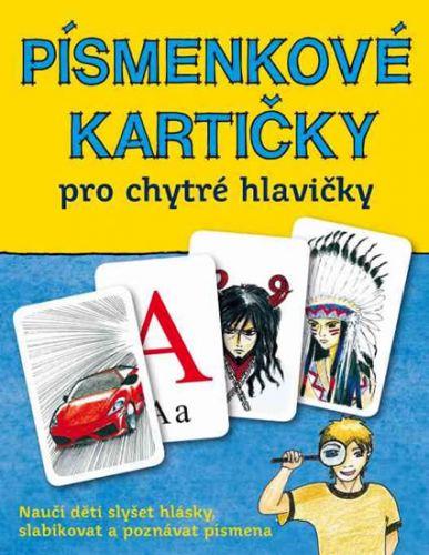 Petra Kubáčková, Jana Martincová: Písmenkové kartičky pro chytré hlavičky cena od 120 Kč