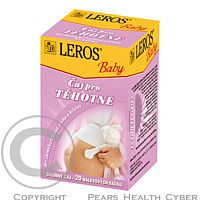 LEROS BABY Čaj pro těhotné ženy 20x2g n.s