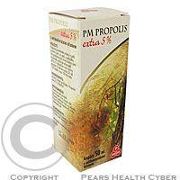 PURUS MEDA PM Propolis extra 5 % kapky 50 ml