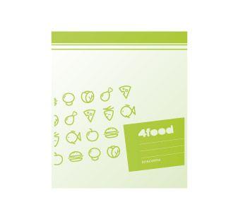 Tescoma Sáčky na potraviny 4FOOD 27x23 cm, 15 ks cena od 49 Kč
