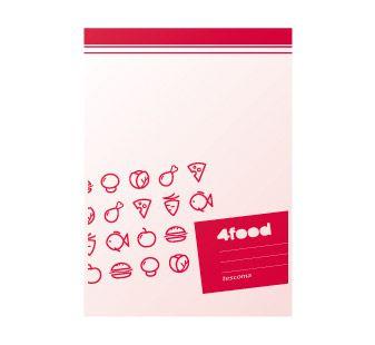 Tescoma Sáčky na potraviny 4FOOD 35x25 cm, 10 ks cena od 49 Kč