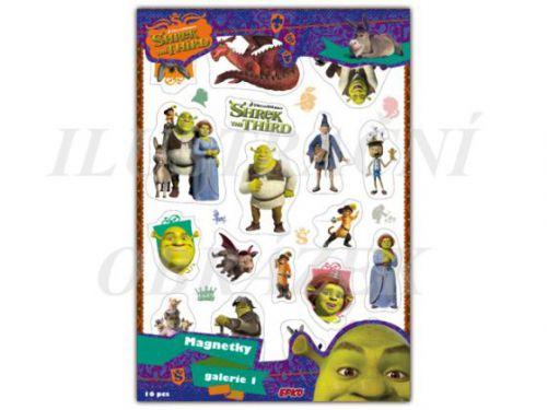 EFKO Magnetky Galerie 1 Shrek cena od 39 Kč
