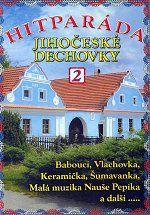 VASKO MUSIC DVD V/A HITPARÁDA JIHOČESKÉ DECHOVKY 2 DVD