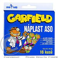 ASO CORPORATION SARASOTA Náplast ASO Garfield KRB 16 ks