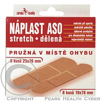 ASO EUROPE B.V. Náplast ASO Stretch KRB MIX 16ks