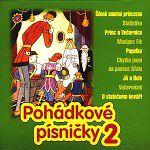 CD Pohádkové písničky 2