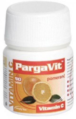SIMPLY YOU PargaVit Vitamin C pomeranč tbl. 90
