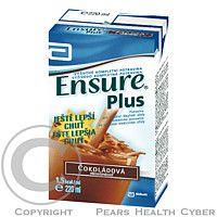 ABBOTT LABORATOIRES Ensure Plus čokoládová příchuť 220ml