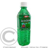 OKF CORPORATION ALOE VERA OKF Natural 500ml bez cukru