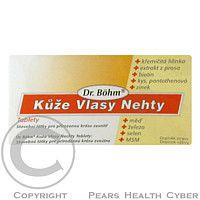 APOMEDICA & CO.KG Kůže vlasy nehty Dr.Bohm tbl.60