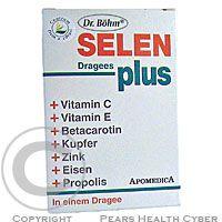 APOMEDICA & CO.KG Selen Plus drg.60 (Dr.Böhm)