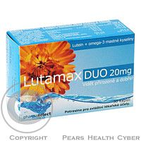 Pharmaselect CZ Lutamax DUO 20mg x cps.30