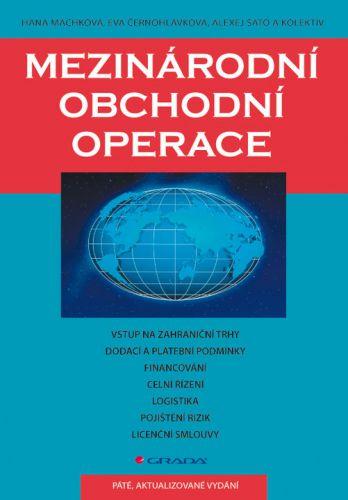 Alexej Sato: Mezinárodní obchodní operace cena od 0 Kč