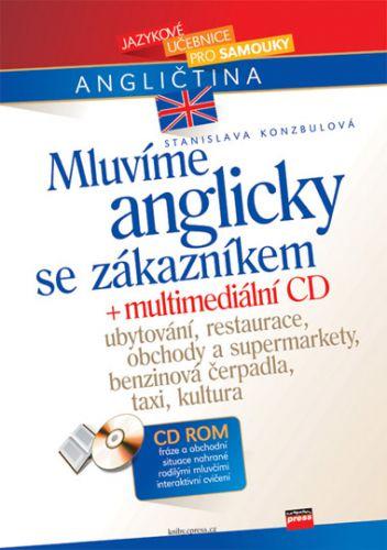 Computer Press Mluvíme anglicky se zákazníkem + multimediální CD cena od 0 Kč
