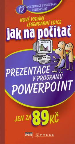Ivo Magera: Prezentace v programu PowerPoint cena od 94 Kč