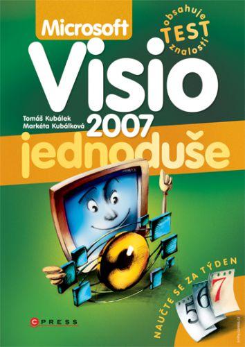 Tomáš Kubálek, Markéta Kubálková: Microsoft Visio 2007 cena od 147 Kč