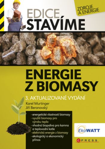 Karel Murtinger, Jiří Beranovský: Energie z biomasy cena od 62 Kč