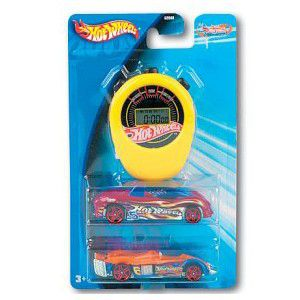 MATTEL Hot Wheels - Angličák se stopkami