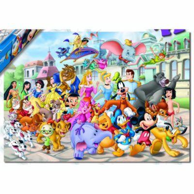 Educa Puzzle Disney postavičky, 200 dílků cena od 160 Kč