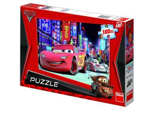 Auta 2 - puzzle XL 100 dílků cena od 165 Kč
