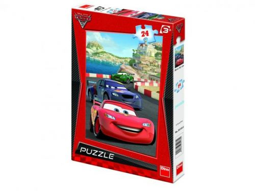 Auta 2 - Puzzle 24 cena od 60 Kč