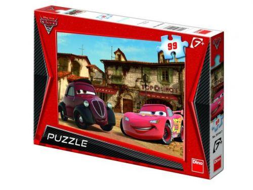Dino 99 Cars 2: Vesnička strýčka Topolina cena od 65 Kč