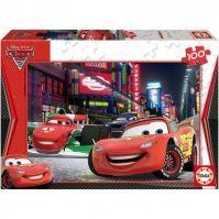 Educa Puzzle Cars 2 100 dílků cena od 160 Kč