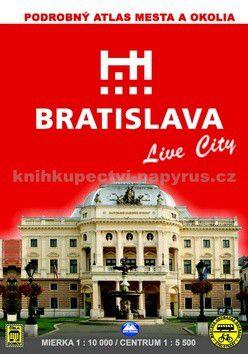 Bratislava Live City cena od 152 Kč