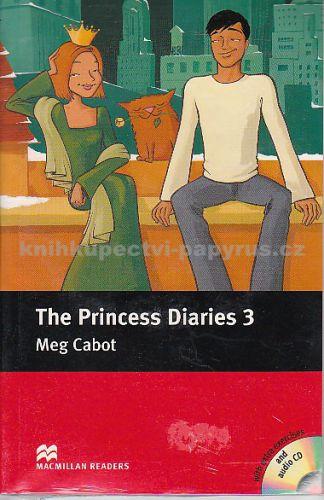 Cabot Meg: Princess Diaries 3 T. Pack w. gratis CD cena od 180 Kč
