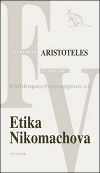 Aristotelés: Etika Nikomachova cena od 162 Kč
