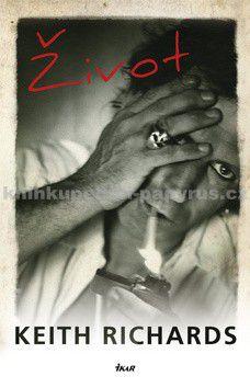 Keith Richards: Život cena od 399 Kč
