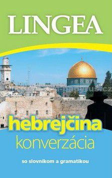 LINGEA Hebrejčina - konverzácia so slovníkom a gramatikou cena od 191 Kč